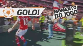 GOLO! SL Benfica, Gaitán aos 23', SL Benfica 1-0 CD Nacional
