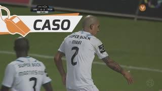 FC Porto, Caso, Maxi Pereira aos 58'