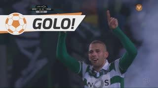 GOLO! Sporting CP, Slimani aos 85', Sporting CP 2-0 FC Porto