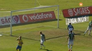 FC Arouca, Jogada, Zequinha aos 9'