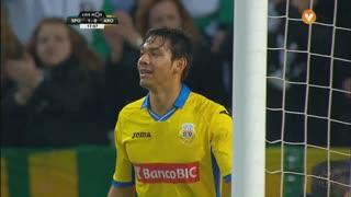 FC Arouca, Jogada, Ivo Rodrigues aos 17'