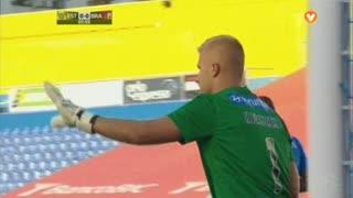 SC Braga, Jogada, Marcelo Goiano aos 3'