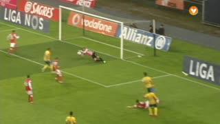 SC Braga, Jogada, Aarón aos 27'