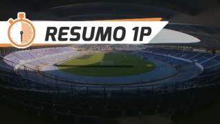 I Liga (3ªJ): Resumo Belenenses 1-1 Marítimo M.