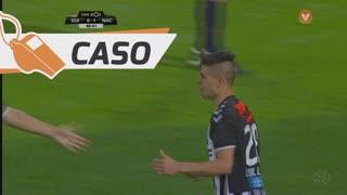 CD Nacional, Caso, Salvador Agra aos 48'
