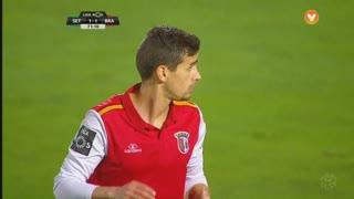 SC Braga, Jogada, Rui Fonte aos 72'