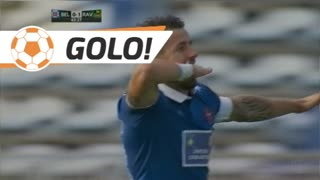 GOLO! Belenenses, Gonçalo Brandão aos 44', Belenenses 1-1 Rio Ave FC