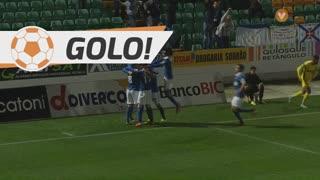 GOLO! Os Belenenses, Tiago Caeiro aos 6', FC P.Ferreira 0-1 Os Belenenses