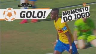 GOLO! Estoril Praia, Mendy aos 57', Estoril Praia 2-1 Marítimo M.