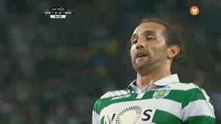 Sporting CP, Jogada, H. Barcos aos 84'