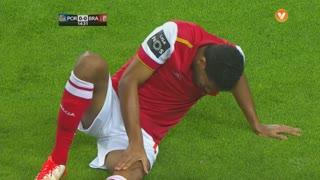 SC Braga, Jogada, Djavan aos 13'