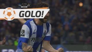 GOLO! FC Porto, M. Layún aos 41', FC Porto 1-2 Moreirense FC