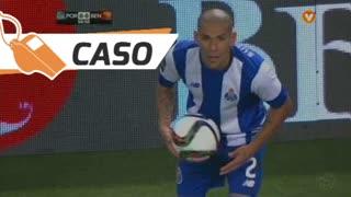 FC Porto, Caso, Maxi Pereira aos 52'