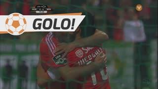 GOLO! SL Benfica, Gaitán aos 75', Moreirense FC 0-4 SL Benfica