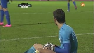 Sporting CP, Jogada, Slimani aos 40'