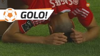 GOLO! SL Benfica, Jonas aos 40', SL Benfica 3-0 Belenenses