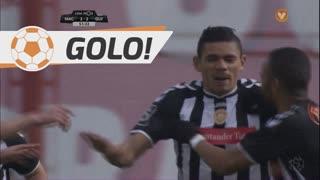 GOLO! CD Nacional, Tiquinho aos 52', CD Nacional 2-2 Vitória SC