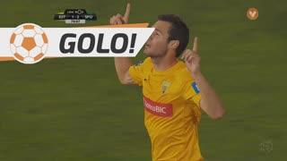 GOLO! Estoril Praia, Léo Bonatini aos 78', Estoril Praia 1-2 Sporting CP