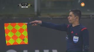 FC Arouca, Jogada, Nildo Petrolina aos 35'