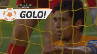 GOLO! FC Arouca, Anderson Luis (p.b.) aos 39', Estoril Praia 0-1 FC Arouca