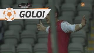 GOLO! SC Braga, N. Stojiljkovi? aos 77', CD Nacional 1-3 SC Braga