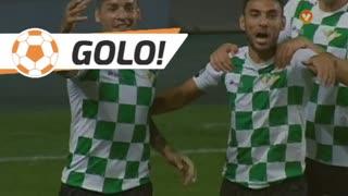 GOLO! Moreirense FC, Ramón Cardozo aos 84', SL Benfica 2-2 Moreirense FC