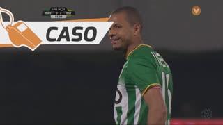 Estoril Praia, Caso, Léo Bonatini aos 55'