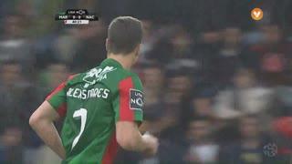 Marítimo M., Jogada, Alex Soares aos 41'