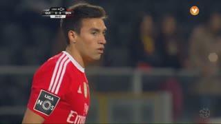 SL Benfica, Jogada, Gaitán aos 28'