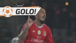 GOLO! SL Benfica, K. Mitroglou aos 79', Vitória FC 1-4 SL Benfica