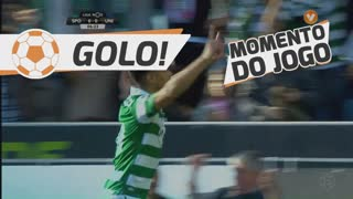 GOLO! Sporting CP, T. Gutiérrez aos 7', Sporting CP 1-0 U. Madeira