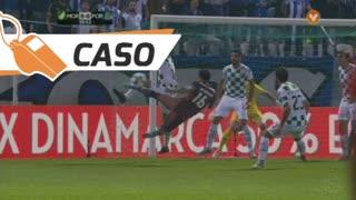 FC Porto, Caso, Herrera aos 7'