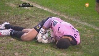 Vitória SC, Jogada, Cafú aos 90'+2'