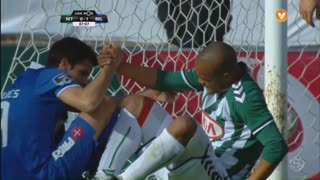 Vitória FC, Jogada, Meyong  aos 87'