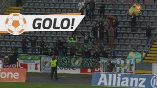 GOLO! Moreirense FC, Pierre Sagna aos 24', FC Arouca 1-1 Moreirense FC