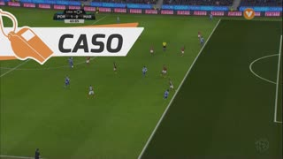 FC Porto, Caso, J. Corona aos 65'