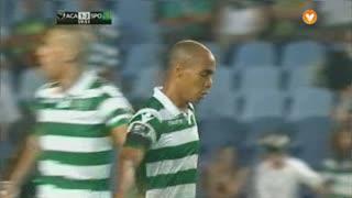 Sporting CP, Jogada, João Mário aos 60'