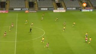 SC Braga, Jogada, Aarón aos 38'