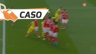 FC P.Ferreira, Caso, Christian aos 17'