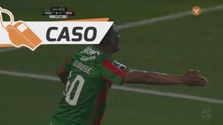 Marítimo M., Caso, D. Djoussé aos 78'