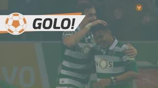 GOLO! Sporting CP, T. Gutiérrez aos 45', Sporting CP 4-0 FC Arouca