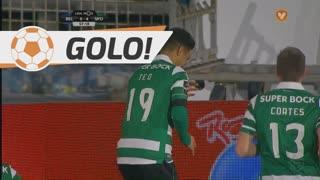 GOLO! Sporting CP, T. Gutiérrez aos 58', Belenenses 0-4 Sporting CP