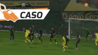 FC P.Ferreira, Caso, Cicero aos 61'