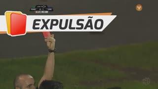 Marítimo M., Expulsão, Rúben Ferreira aos 90'+2'