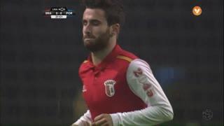 SC Braga, Jogada, Rafa aos 27'