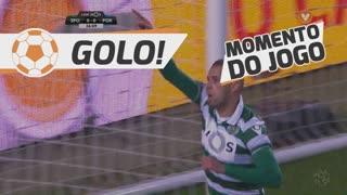 GOLO! Sporting CP, Slimani aos 27', Sporting CP 1-0 FC Porto