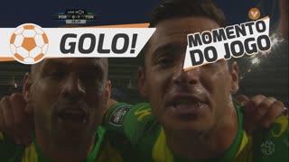 GOLO! CD Tondela, Luis Alberto aos 59', FC Porto 0-1 CD Tondela