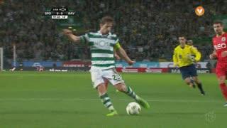 Sporting CP, Jogada, Adrien Silva aos 90'+1'