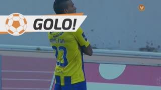 GOLO! U. Madeira, Amilton aos 36', U. Madeira 1-0 Rio Ave FC