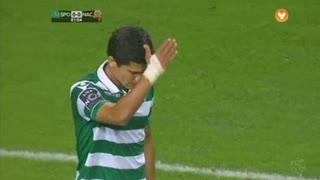 Sporting CP, Jogada, Montero aos 81'